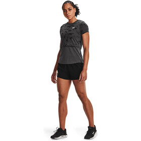 Under Armour Fly By 2.0 2-In-1 Shorts Women, black-black